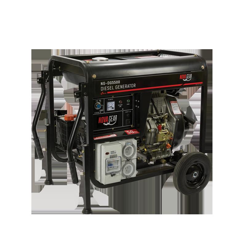 NovaGear NG-DG5500 Diesel Generator