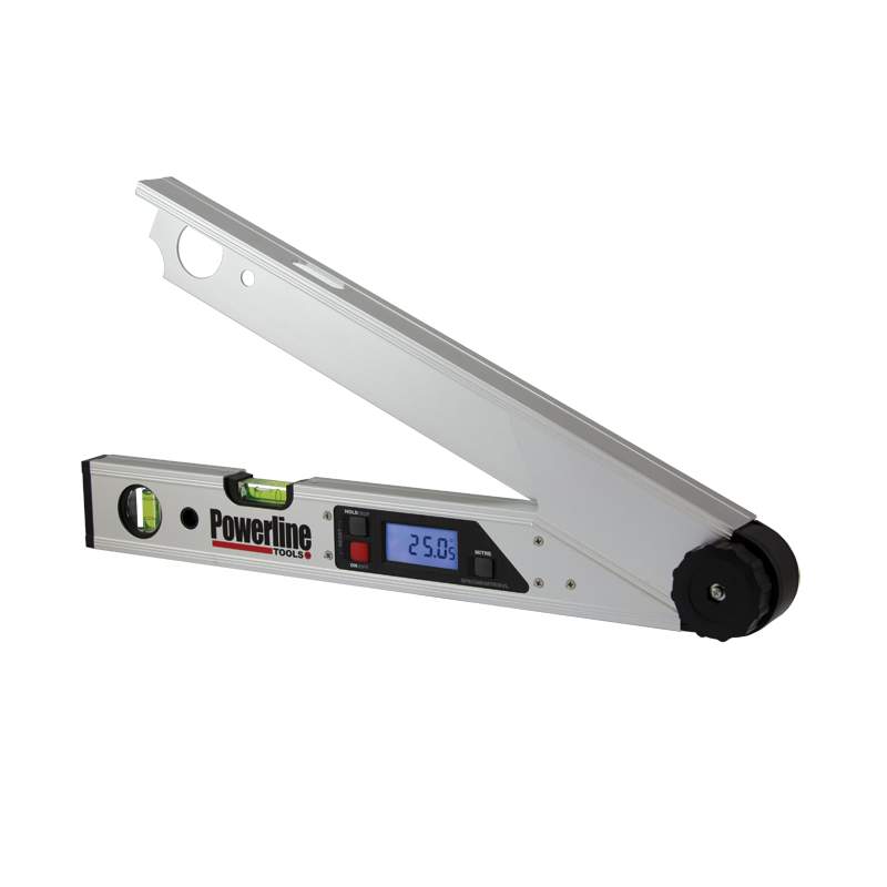 Powerline 490mm Digital Angle Measurer