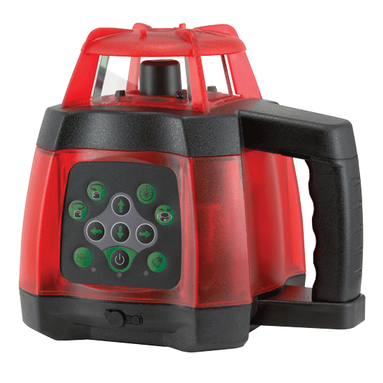 Powerline A3G Special Edition Rotary Laser