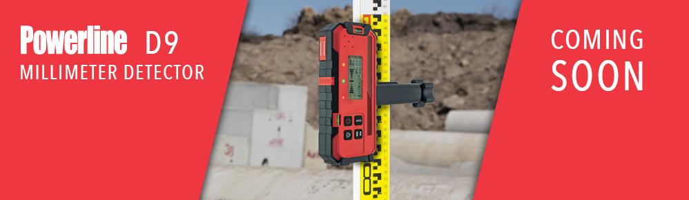 Powerline D9 millimeter detector, launching August 2016.