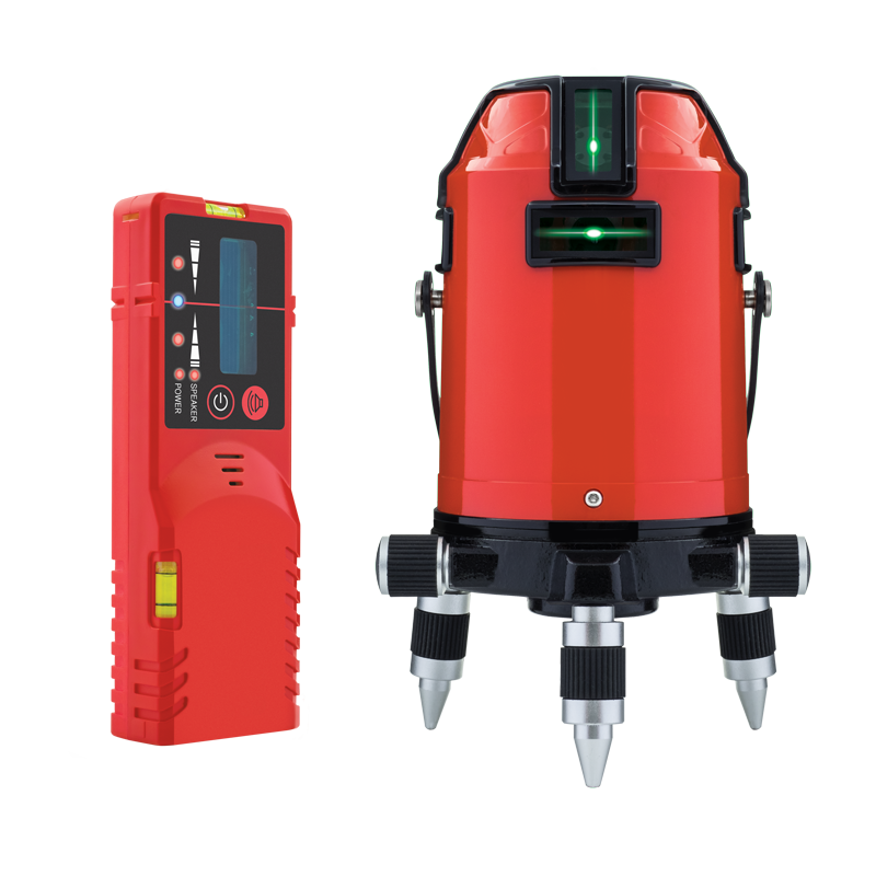 how to use a lasertec hv3r rotary laser level